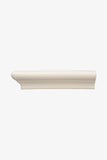 "Architectonics Handmade Instock Universal Dado Rail 1 3/4"" x 6"" in Faux Clear Glossy Solid"