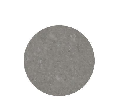 "Waterworks Studio Stone Universal Base 4"" x 12"" in Argent Polished"