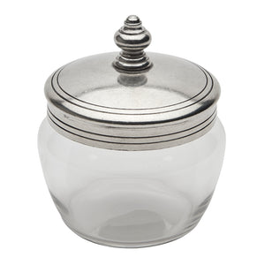 Waterworks Boardman Container in Pewter