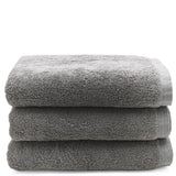 Cumulus Terry Bath Towel in Gray