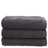 Cumulus Terry Bath Towel in Slate