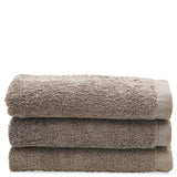 Cumulus Terry Hand Towel in Stone