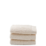 Waterworks Cumulus Terry Wash Towel in Ivory