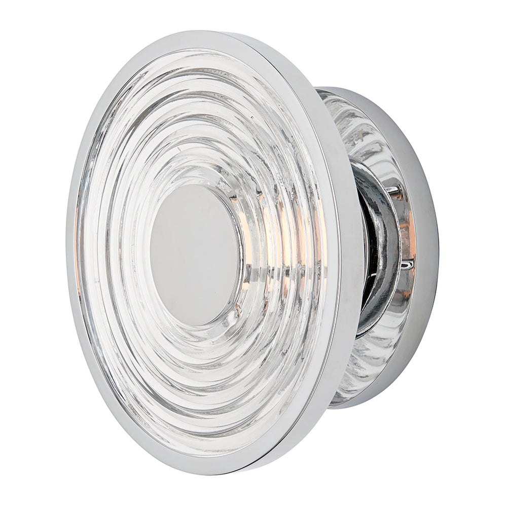 Waterworks Decibel LED Sconce in Chrome