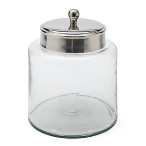 Waterworks Bella Short Canister in Clear