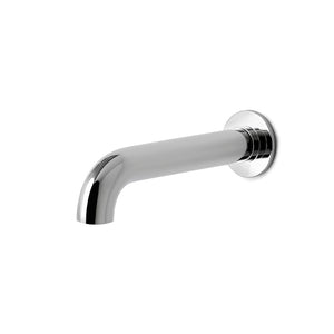 Waterworks Flyte Wall Mounted Tub Spout in Gunmetal