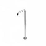 Waterworks Flyte Freestanding Tub Spout in Chrome