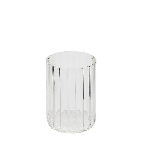 Waterworks Flute Cup in Clear