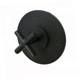 Waterworks Flyte Thermostatic Valve Trim in Oil Rubbed Bronze