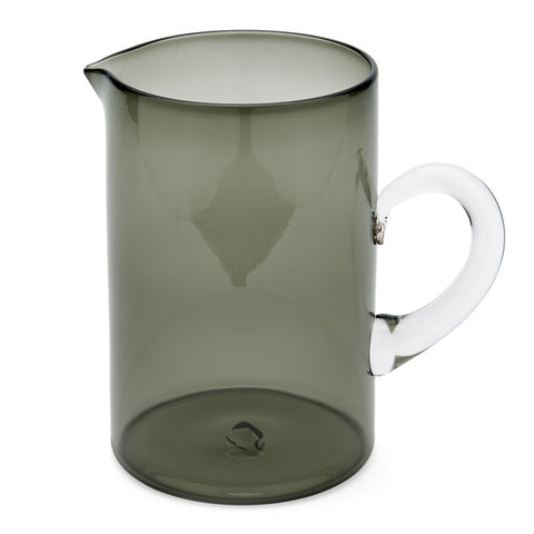 Waterworks Gather Pitcher in Gray