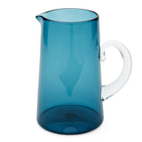 Waterworks Gather Pitcher in Blue