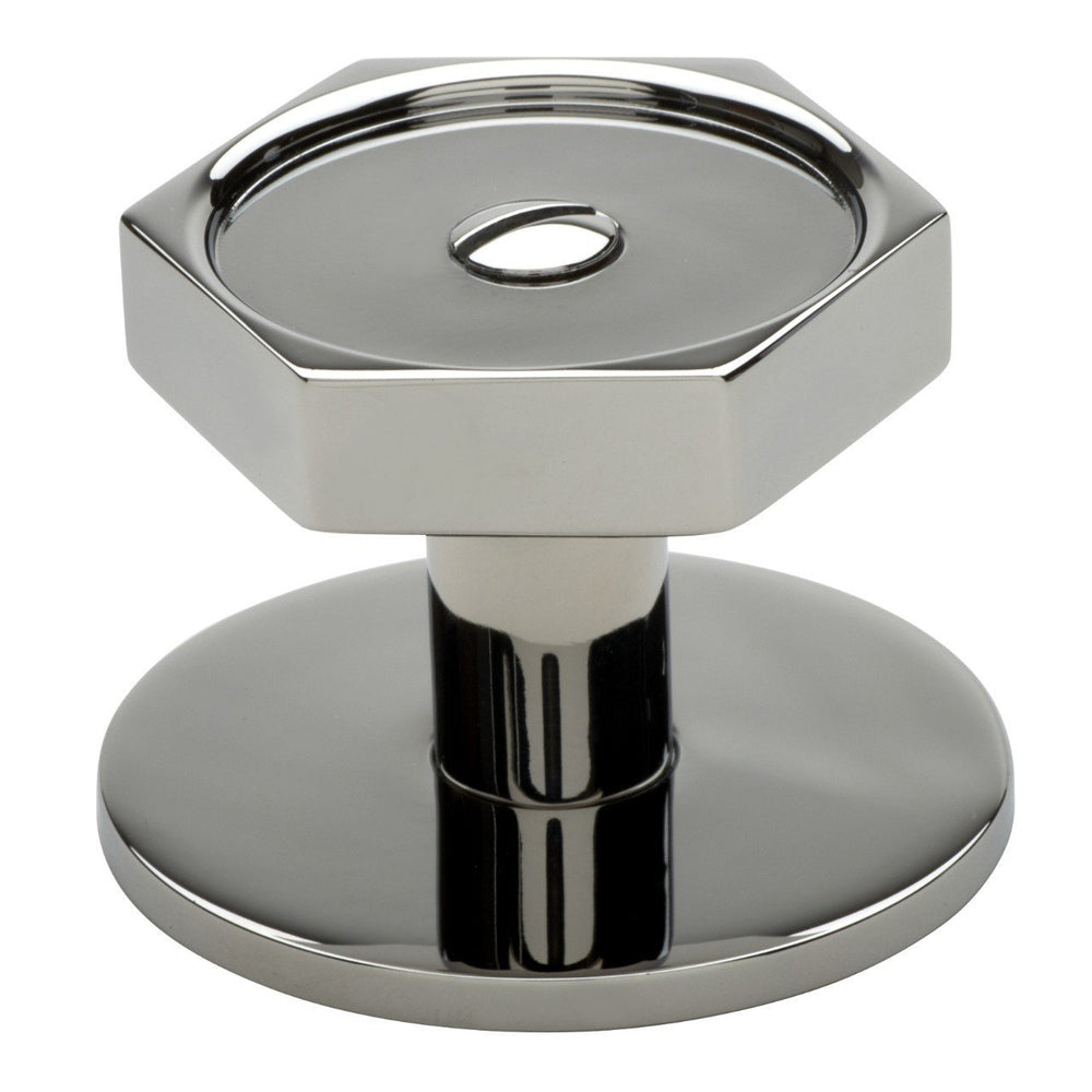 "Waterworks Henry 1 3/4"" Knob in Chrome"
