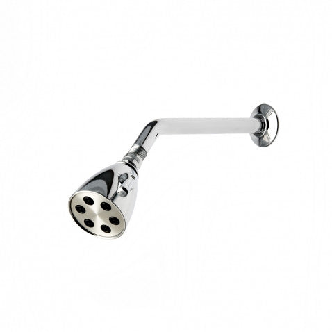 Waterworks Highgate Shower Arm and Flange ONLY in Nickel