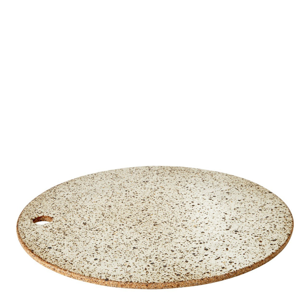 Waterworks Klei Medium Round Flat Tray