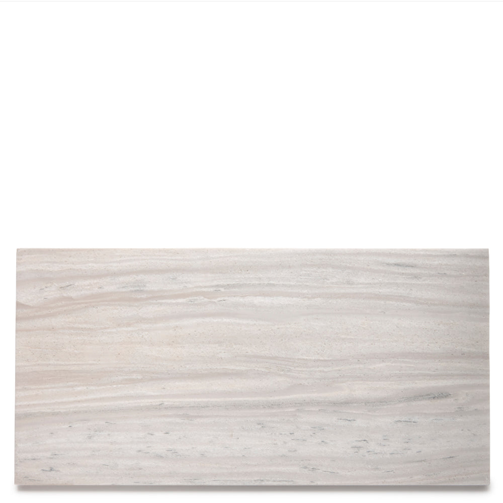 "Waterworks Keystone Field Tile 12"" x 24"" in Cirrus Honed"