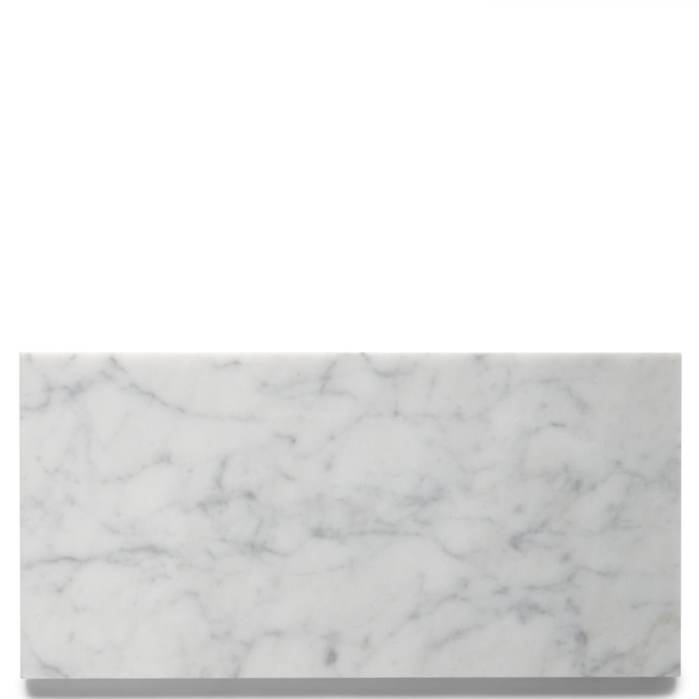 "Waterworks Keystone Field Tile 6 x 12 x 3/8"" in Carrara Polished"