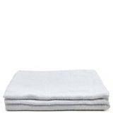 Waterworks Linas Wash Towel in White