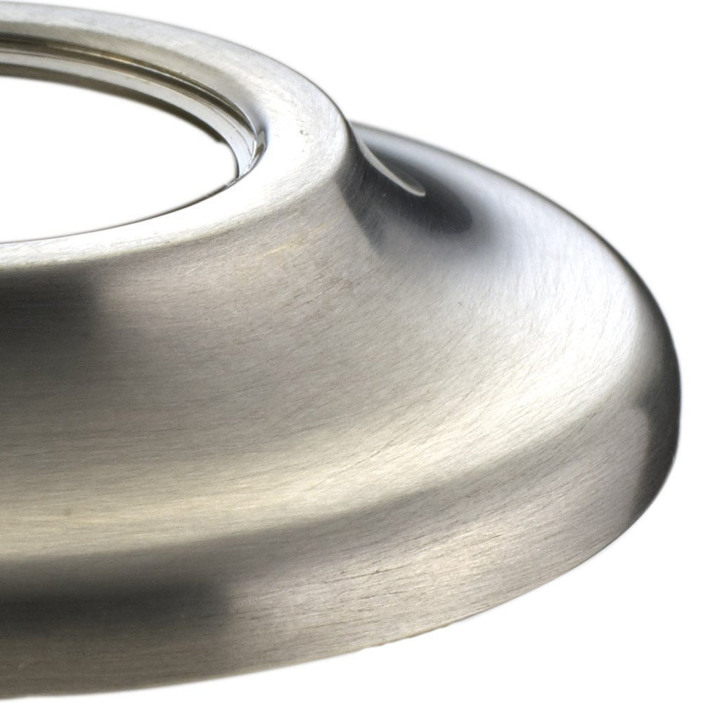 "Waterworks Steward 1 1/2"" Knob in Matte Nickel"