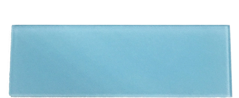"Waterworks Optix Watercolors Field Tile 4"" x 12"" in Quiet Splendor"