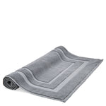 Perennial Bath Mat in Charcoal