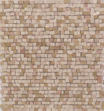 Waterworks Parramore Handclipped Mosaic in Tan