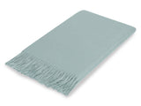 Kravet Lusuosso Cashmere Throw in Teal