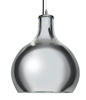 Kravet Sabina Pendant in Nickel For Sale