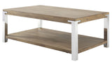 Kravet Malibu Coffee Table in Brown