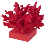 Kravet Alcyon Coral Objet in Red