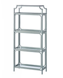 Kravet Turtle Cay Etagere in Gray