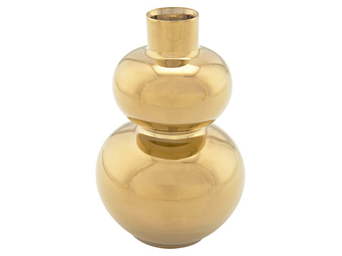 Kravet Eve Bud Vase in Gold