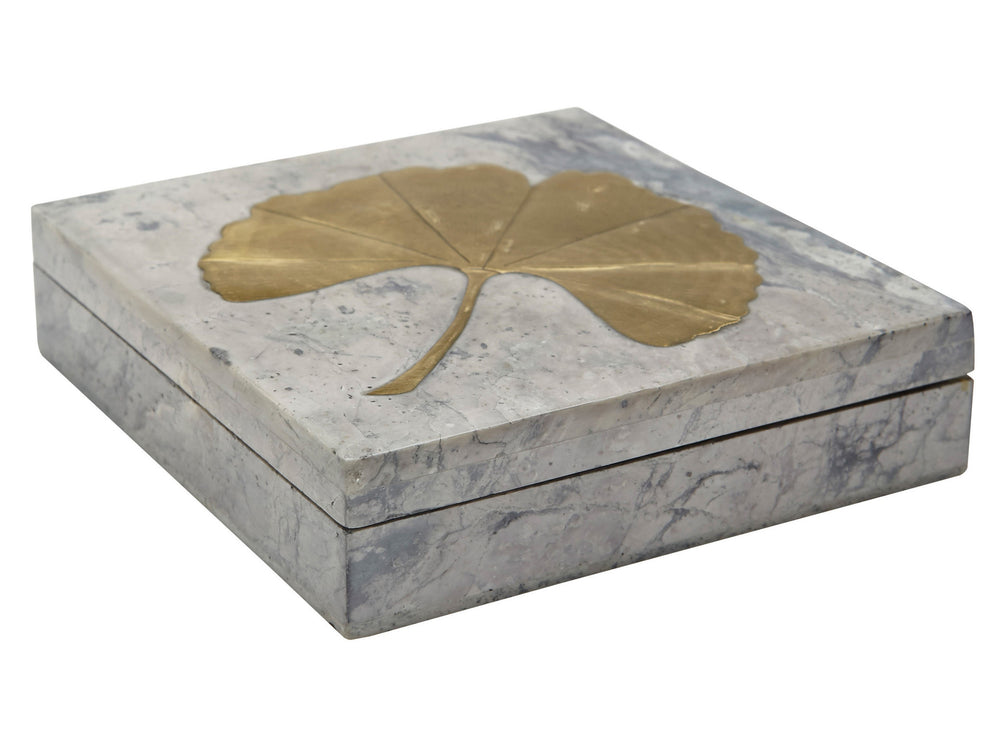 Kravet Francois Box in Gray / Copper