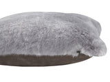 "Kravet Aurore 20"" Pillow Cover in Gray"