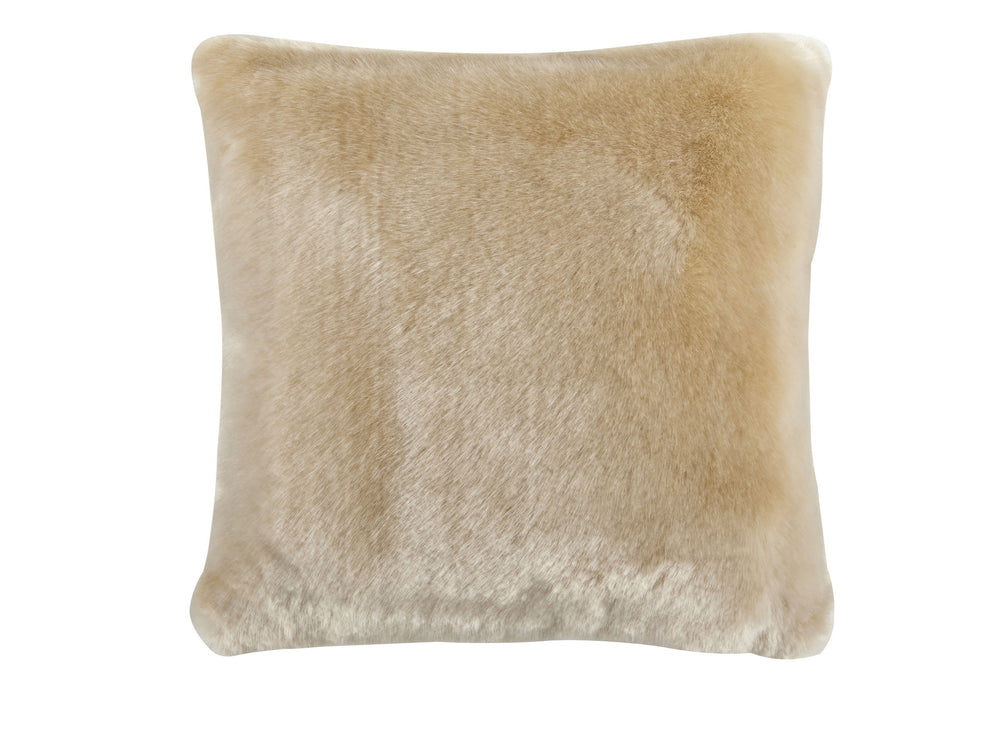 "Kravet Aurore 20"" Pillow Cover in Beige"