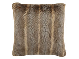 "Kravet Ambre 27"" Pillow Cover in Beige"