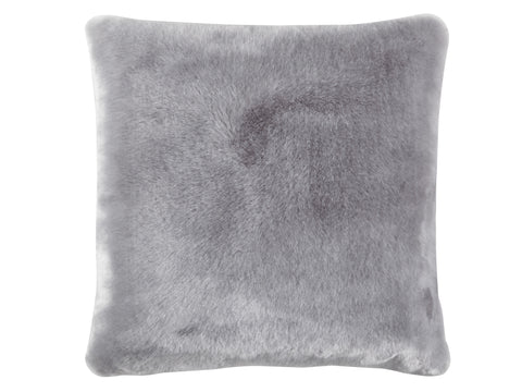 "Kravet Aurore 27"" Pillow Cover in Gray"