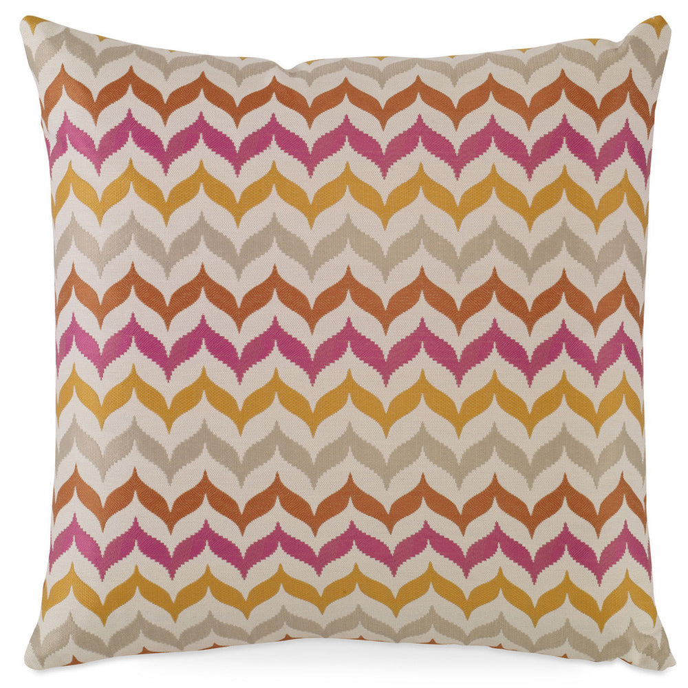 Kravet Adler Pescara Pillow Cover in Pink For Sale