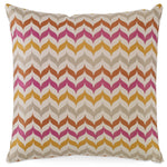 Kravet Adler Pescara Pillow Cover in Pink