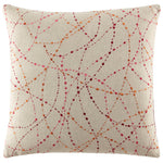 Kravet Paris Maze Pillow in Tan
