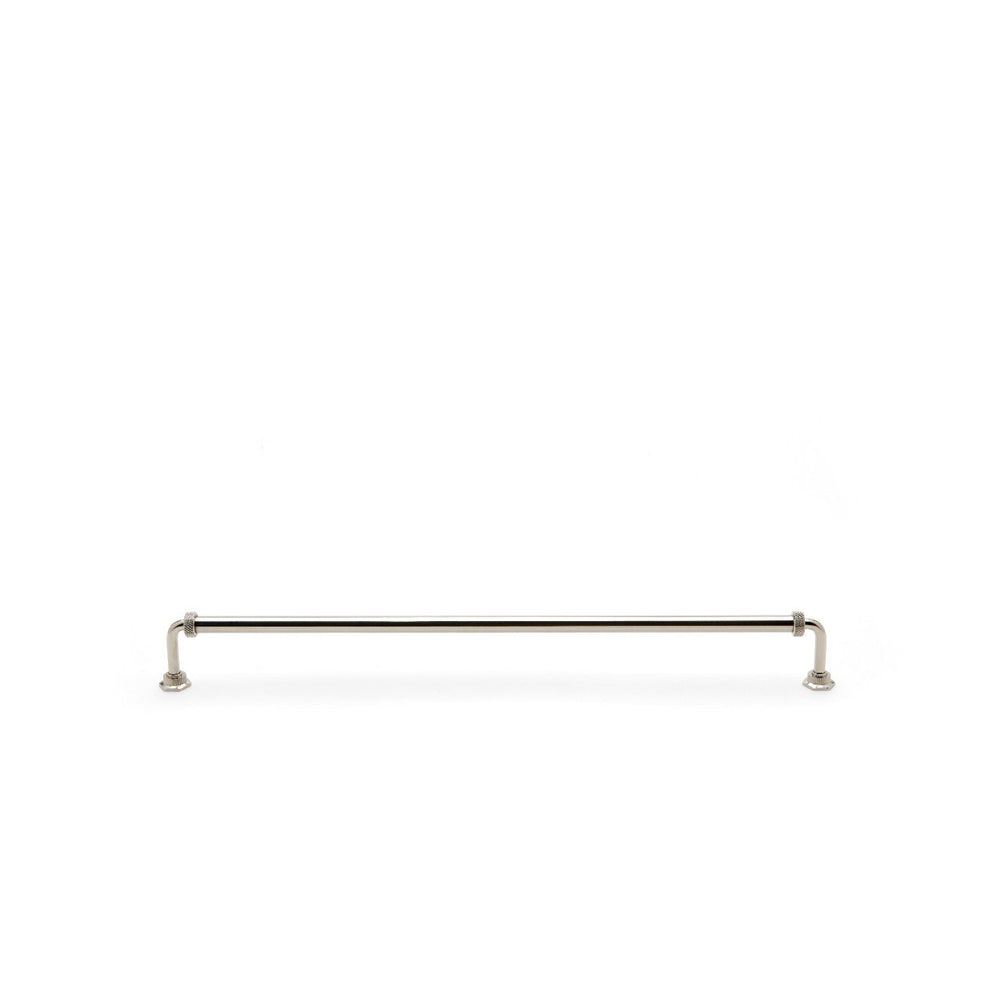 "Waterworks R.W. Atlas 14"" Dish Towel Bar Burnished Nickel For Sale Online"