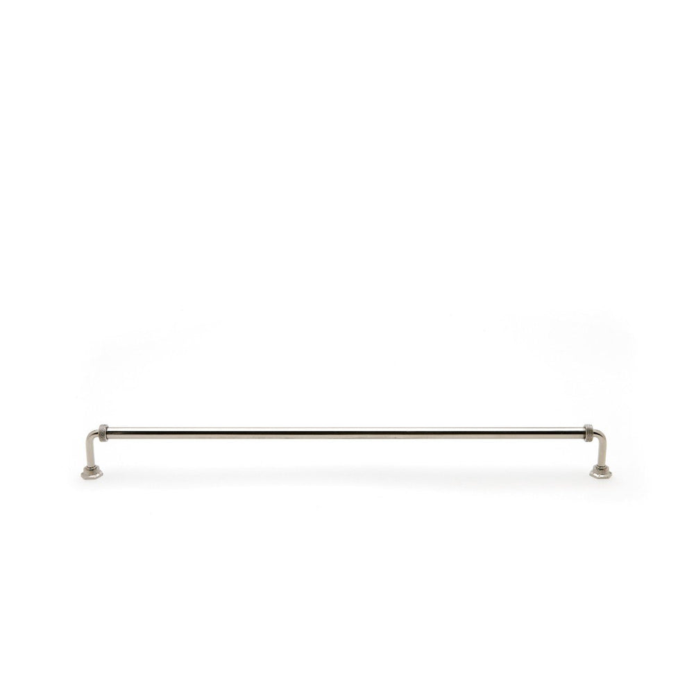 "Waterworks R.W. Atlas 16"" Dish Towel Bar Unlacquered Brass"