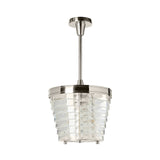 Signal Ceiling Mounted Small Pendant in Nickel