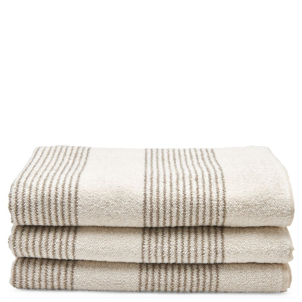 Waterworks Tasha Sheet Towel in Cream