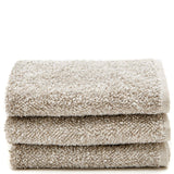 Waterworks Tasha Wash Towel in Beige
