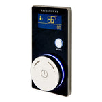 Waterworks Universal Two Way Thermostatic Digital Shower in Chrome