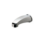 Industrial Luxe Wall Mounted Tub Spout in Chrome