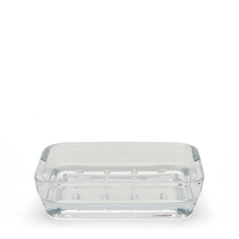 Vista Soap Dish in Clear