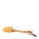 Waterworks Kitchen Dish Brush in Light Natural with Light Firm Bristles