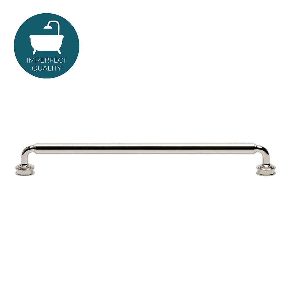 "Waterworks Aero 14"" Appliance Pull in Nickel"