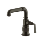 Waterworks RW Atlas One Hole Bar Faucet in Architectural Bronze